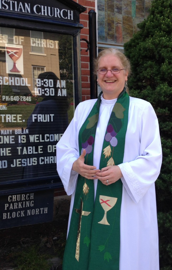 Rev. Mary Bolan-Photo