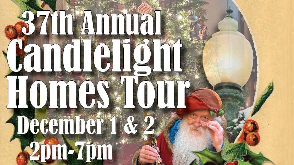 Candlelight Homes Tour